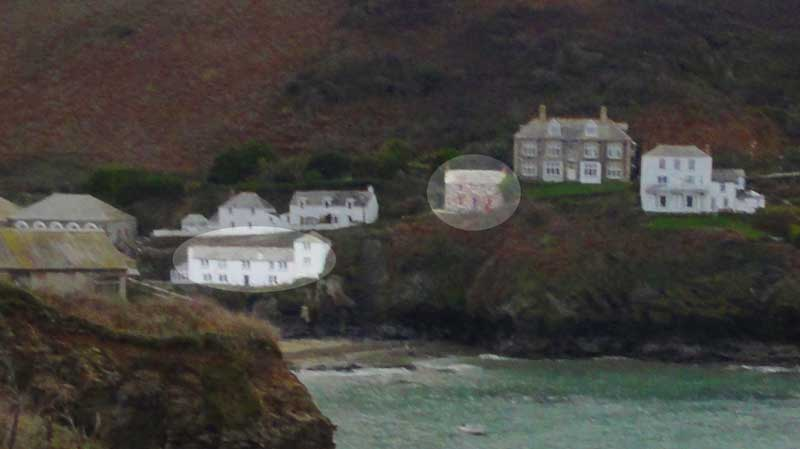 Doc Martin Port Isaac Cornwall Walking Tour Map Directions