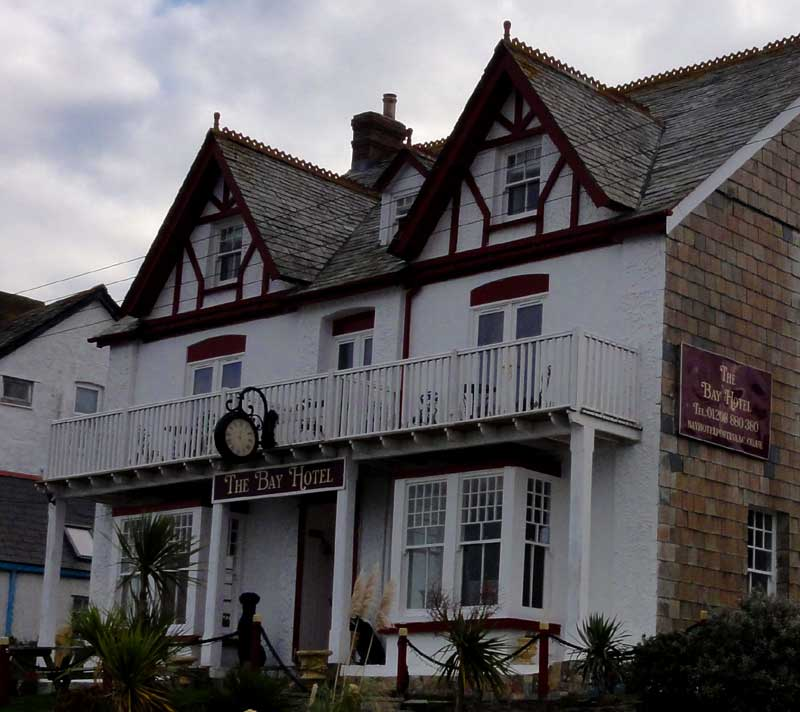 Doc Martin Port Isaac Cornwall Walking Tour Map & Directions on