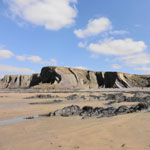 A Walkers Delight - Sandy Beaches and Stunning Cliffs