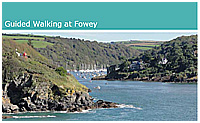 Guided Walking at Fowey Brochure