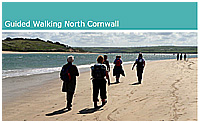 Guided Walking in North Cornwall Brochure