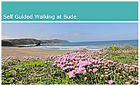 Self Guided Walking at Bude Brochure